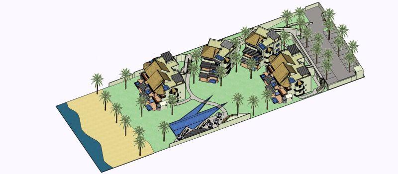 Conjunto Villas Playa Blanca     Julio