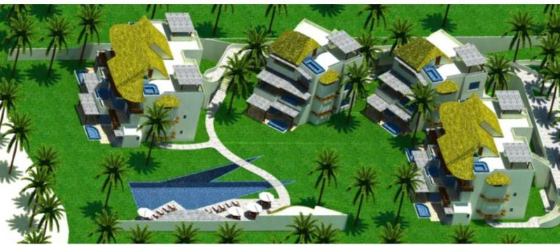 Playa Blanca    Plano Conjunto