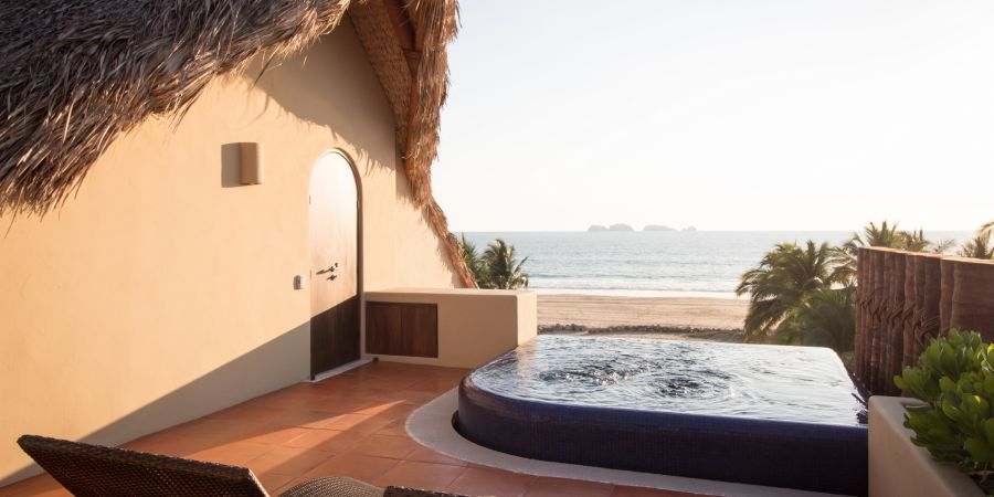 Zihuatanejo Condo For Sale Beachfront